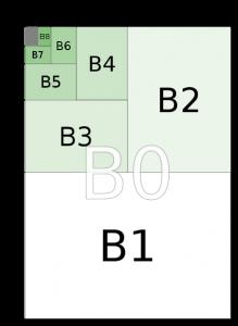 a5 envelope sizes