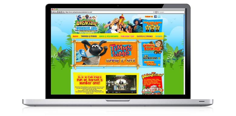 cms wordpress website design