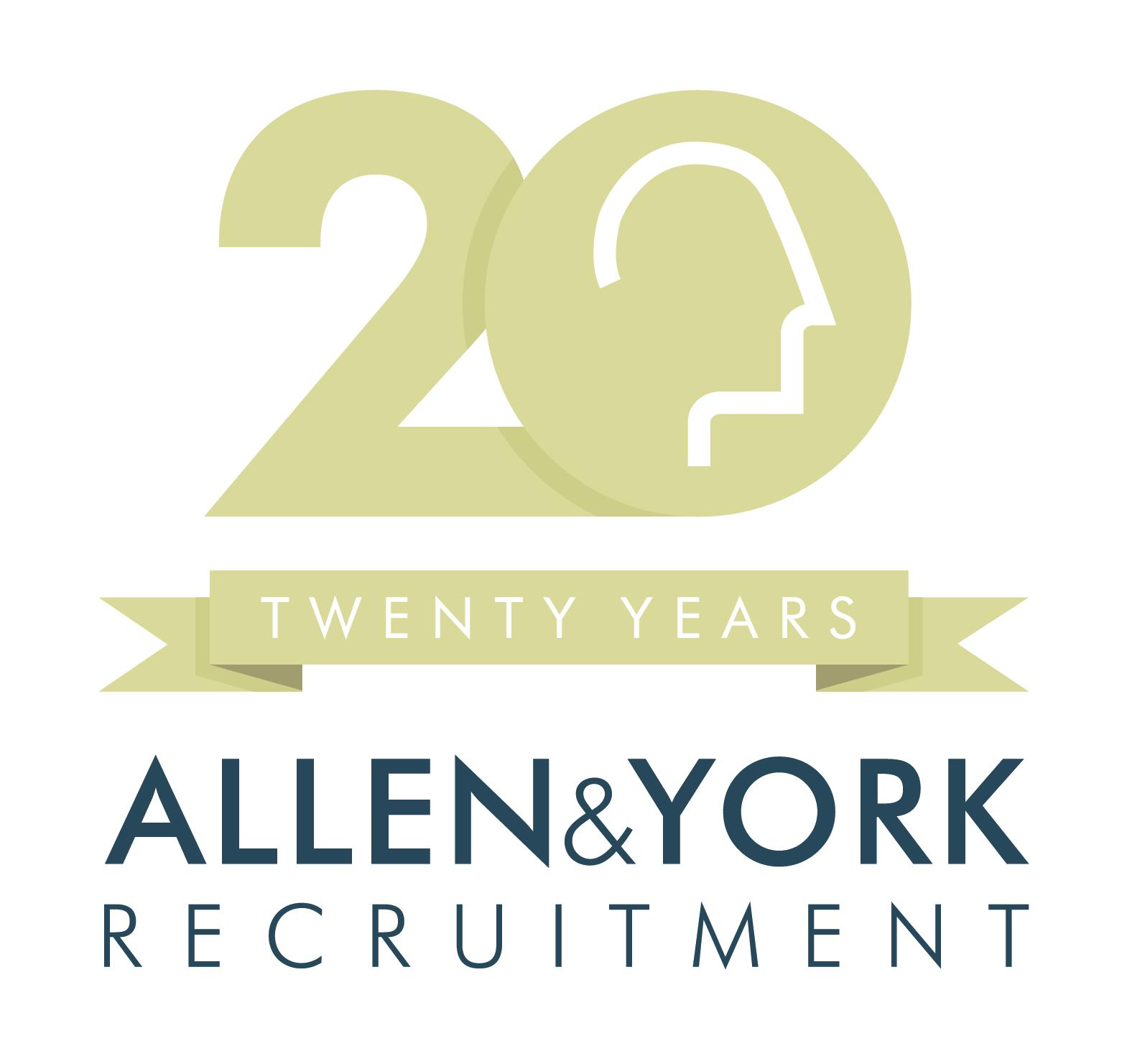 A&Y 20 years logo v3
