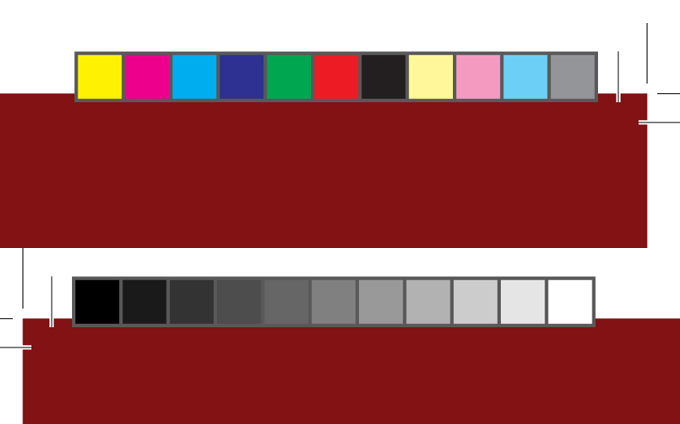 colour bars