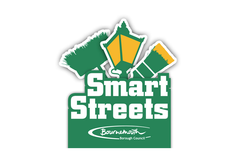 Bournemouth borough council smart streets identity