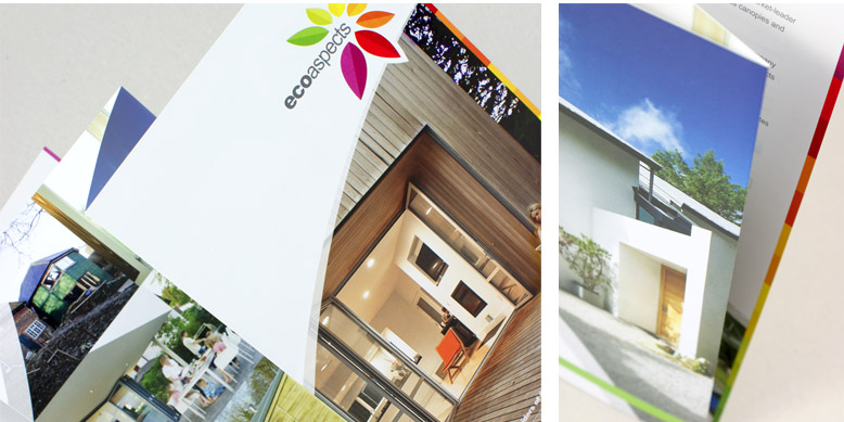 printed brochure for direct mail
