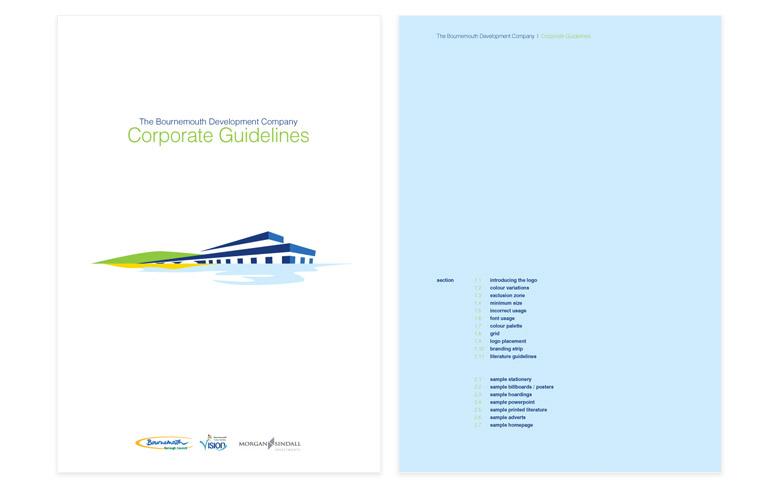 Bournemouth Development Company Brand Guidelines