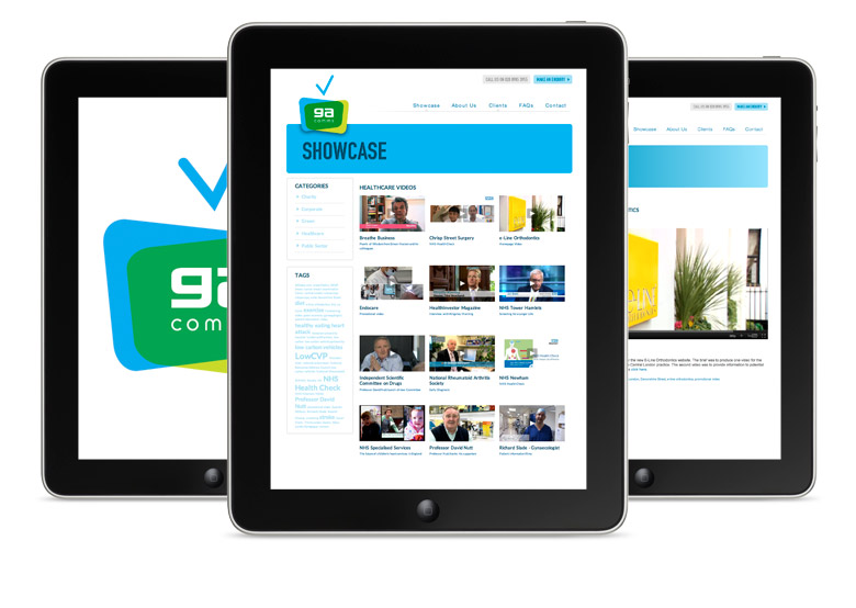 WordPress CMS web design