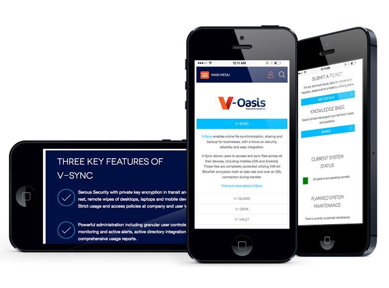 voasis-responsive-website