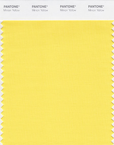 PANTONE-Color-Institute-Minion-Yellow-Swatch
