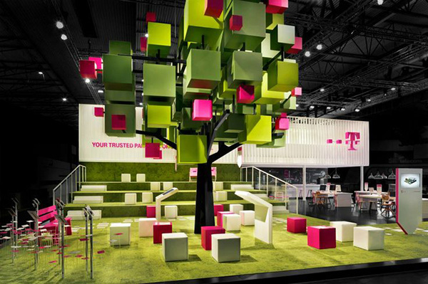 T-Mobile-Exhibition-Stand