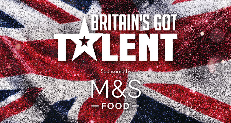 M&S Britain's got talent